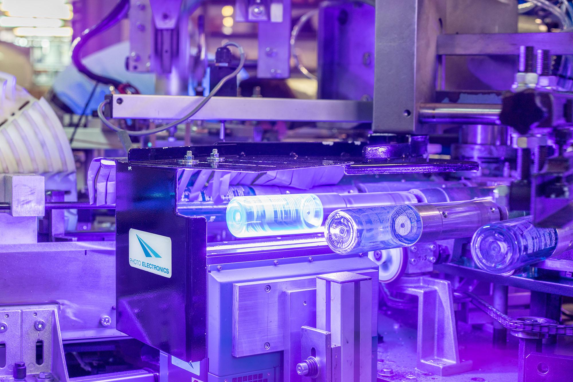 Production of new generation UV LED lamps