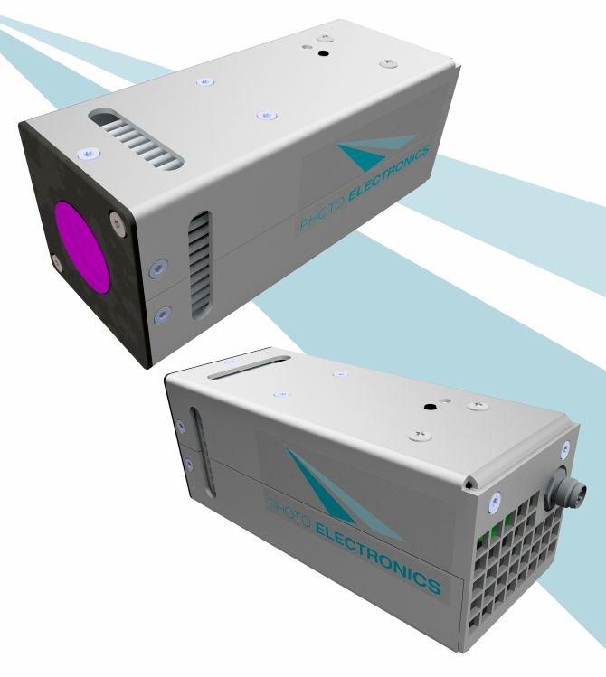 Lampade Uv Led Iris Da 40 O 70 Watt Produzione E Vendita