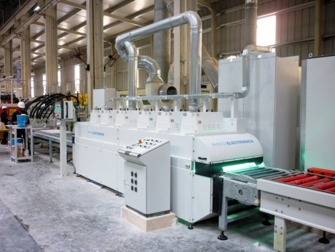 UV Industrial Oven