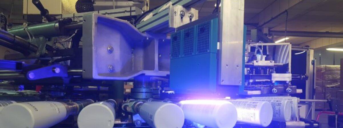 Essiccazione/Polimerizzazione con sistemi UV LED